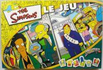 Les Simpsons - Le Jeu - Jeu de plateau Winning Moves 2000