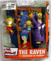 The Simpsons - The Raven (from Treehouse of Horror I) - McFarlane
