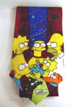 The Simpsons - Tie - Christmas Time in Simpsons familly