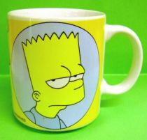 The Simpsons - Tropico Diffusion - Bart Simpson Ceramic Mug