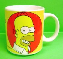 The Simpsons - Tropico Diffusion - Homer Simpson Ceramic Mug