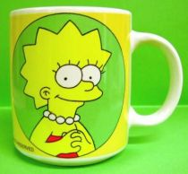 The Simpsons - Tropico Diffusion - Lisa Simpson Ceramic Mug