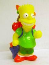 The Simpsons - Vinyl Figure - Bart in Hike
