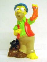 The Simpsons - Vinyl Figure - Homer in Hike