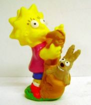 The Simpsons - Vinyl Figure - Lisa in Hike