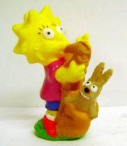 The Simpsons - Vinyl Figure - Lisa in Hike