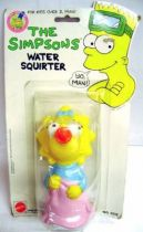 The Simpsons - Water Squiter Maggie