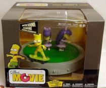 The Simpsons Movie - Bart, Sherri & Terri \'\'Doodle Double Dare\'\' - McFarlane