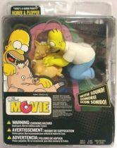 The Simpsons Movie - Homer & Plopper \'\'Who\'s a good piggy?\'\' - McFarlane