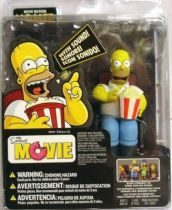 The Simpsons Movie - Movie Mayhem Homer - McFarlane