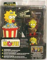 The Simpsons Movie - Movie Mayhem Lisa & Maggie - McFarlane