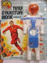 The Six Million Dollar Man - 12\'\' Doll Outfit - Mission to Mars - Mint on Card
