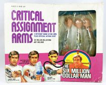 The Six Million Dollar Man - Kenner / Meccano  Accessory - Critical Assignment Arms