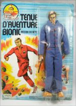 The Six Million Dollar Man - Meccano 12\'\' Doll Outfit - O.S.I. Undercover Assignment set