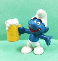 The Smurfs - Bully - 20078 Beer Smurf