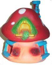 The Smurfs - Comics No Toxico Spain - Big House (orange)