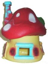 The Smurfs - Comics No Toxico Spain - Big House (yellow & red)