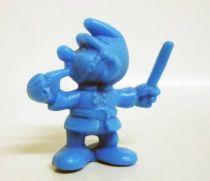 The Smurfs - Premium Figure OMO - Policeman Smurf