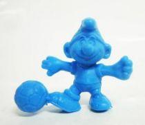 The Smurfs - Premium Figure OMO - Soccer Smurf