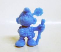 The Smurfs - Premium Figure OMO - Walker Smurf