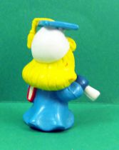 The Smurfs - Schleich -  20151 Graduation Smurfette (W.Berrie.Co)