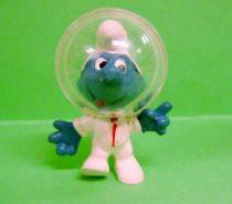 The Smurfs - Schleich - 20003 Cosmo Smurf