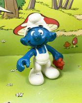 The Smurfs - Schleich - 20052 Car washer Smurf