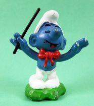 The Smurfs - Schleich - 20061 Smurf chief of choral