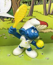 The Smurfs - Schleich - 20093 Tennisman Smurf n°2