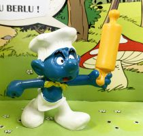 The Smurfs - Schleich - 20099 Pastry-cooker Smurf