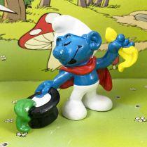 The Smurfs - Schleich - 20114 Magicien Smurf (black hat)