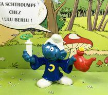 The Smurfs - Schleich - 20116 Alchemist Smurf