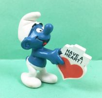 The Smurfs - Schleich - 20125 Have a Heart! Smurf