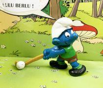The Smurfs - Schleich - 20133 Field Hockey Smurf