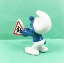 The Smurfs - Schleich - 20155 School Signal Smurf