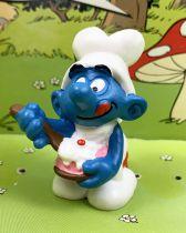 The Smurfs - Schleich - 20165 Gourmet Smurf