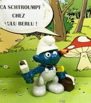 The Smurfs - Schleich - 20171 Hardworker Smurf