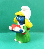 The Smurfs - Schleich - 20200 Christmas Smurfette