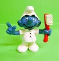 The Smurfs - Schleich - 20209 Dentist Smurf