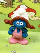 The Smurfs - Schleich - 20404 Sasette (with freckles)