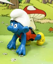 The Smurfs - Schleich - 20441 Sprinter Smurf
