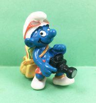 The Smurfs - Schleich - 20455 Tourist Smurf