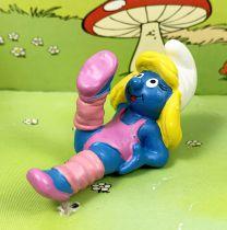The Smurfs - Schleich - 20457 Aerobic Smurfette