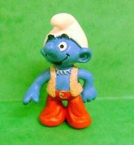 The Smurfs - Schleich - 20467 Techno Smurf