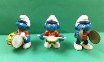The Smurfs - Schleich - 20479-96 Smurf Band