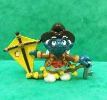 The Smurfs - Schleich - 20502 Benjamin Franklin Smurf