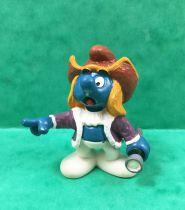 The Smurfs - Schleich - 20503 Christopher Columbus Smurf