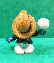 The Smurfs - Schleich - 20504 Thomas A. Edison Smurf