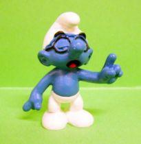 The Smurfs - Schleich - 20536 Brainy Smurf