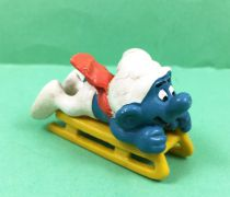 The Smurfs - Schleich - 40201 Smurf with Sledge